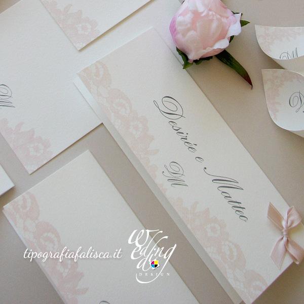 Segnaposto Matrimonio Rosa Cipria.Segnatavolo Wedding Design Tipografia Falisca